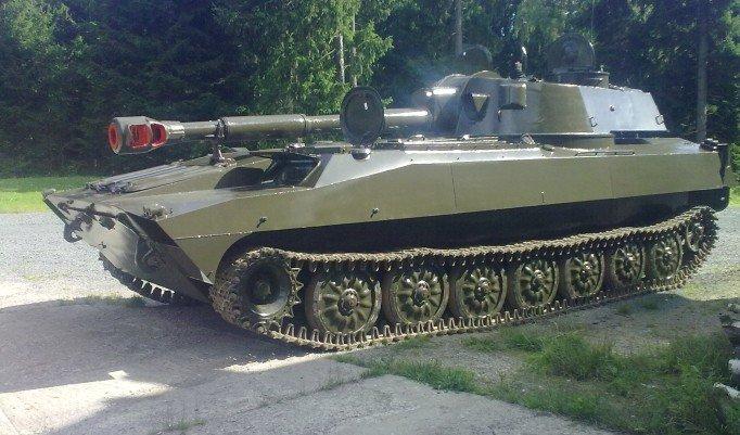 Panzerhaubitze selber fahren