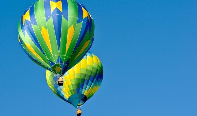 Ballonfahrt ab Aachen und Umgebung