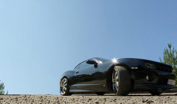 Camaro SS selber fahren ein Wochenende