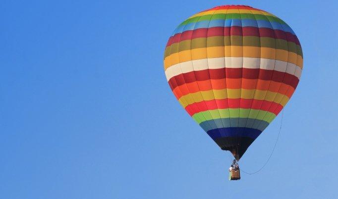 Traumhafte Ballonfahrt in Köln