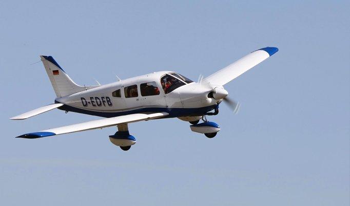 Flugzeug selber fliegen