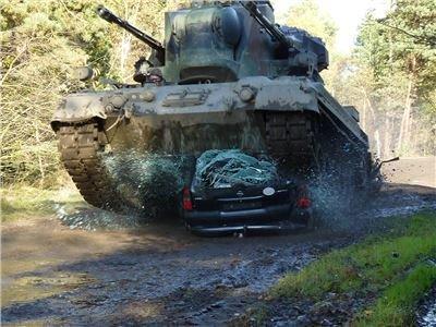 Gepard selber fahren
