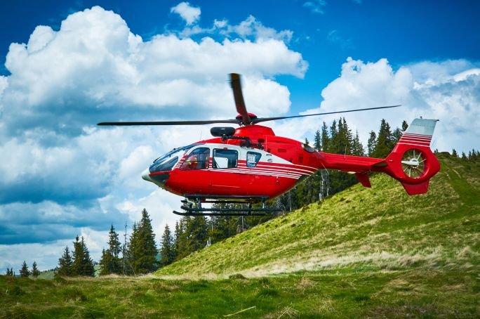 Hubschrauber selber fliegen - 20 Minuten in Manching