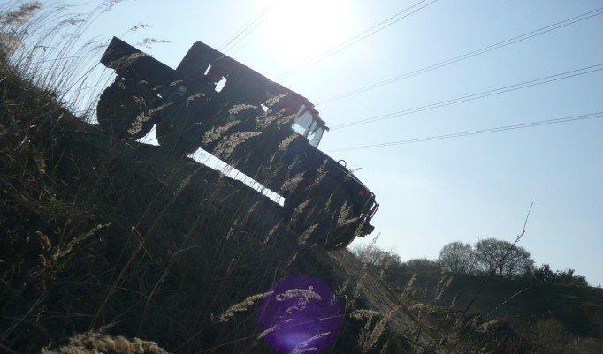 Hummer fahren in Knüllwald