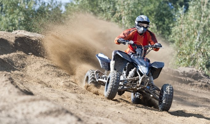 Quad Offroadtour in Sixthaselbach