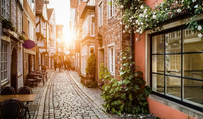 Städtetrip für Zwei in Deutschland